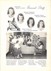 Page 11, 1949 Edition, Hammond High School - Tornado Trail Yearbook (Hammond, LA) online yearbook collection