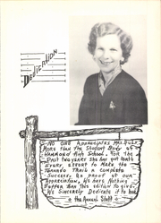 Page 9, 1949 Edition, Hammond High School - Tornado Trail Yearbook (Hammond, LA) online yearbook collection