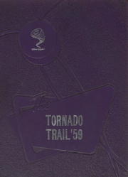 1959 Edition, Hammond High School - Tornado Trail Yearbook (Hammond, LA)