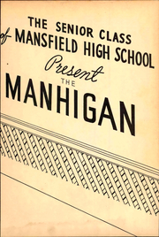Page 7, 1938 Edition, Mansfield High School - Wolverine Yearbook (Mansfield, LA) online yearbook collection