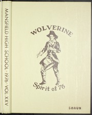 Page 1, 1976 Edition, Mansfield High School - Wolverine Yearbook (Mansfield, LA) online yearbook collection