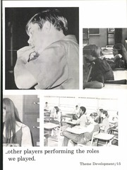 Page 17, 1973 Edition, West Monroe High School - Rebelaire Yearbook (West Monroe, LA) online yearbook collection