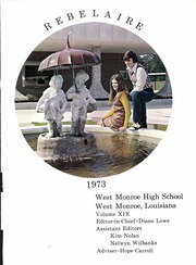 Page 5, 1973 Edition, West Monroe High School - Rebelaire Yearbook (West Monroe, LA) online yearbook collection