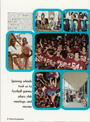 Page 12, 1975 Edition, West Monroe High School - Rebelaire Yearbook (West Monroe, LA) online yearbook collection