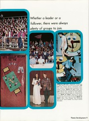 Page 13, 1975 Edition, West Monroe High School - Rebelaire Yearbook (West Monroe, LA) online yearbook collection