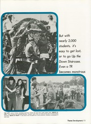 Page 15, 1975 Edition, West Monroe High School - Rebelaire Yearbook (West Monroe, LA) online yearbook collection