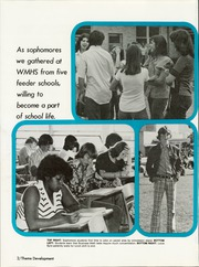 Page 6, 1975 Edition, West Monroe High School - Rebelaire Yearbook (West Monroe, LA) online yearbook collection