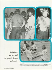 Page 8, 1975 Edition, West Monroe High School - Rebelaire Yearbook (West Monroe, LA) online yearbook collection