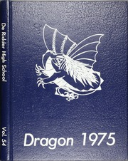 Page 1, 1975 Edition, DeRidder High School - Dragon Yearbook (Deridder, LA) online yearbook collection
