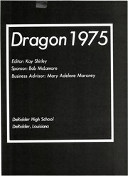 Page 5, 1975 Edition, DeRidder High School - Dragon Yearbook (Deridder, LA) online yearbook collection