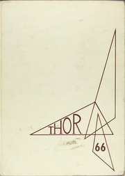 Page 1, 1966 Edition, Northside High School - Thor Yearbook (Lafayette, LA) online yearbook collection