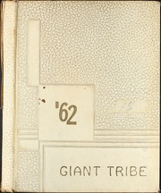 1962 Edition, Jena High School - Giant Tribe Yearbook (Jena, LA)