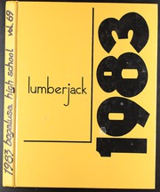1983 Edition, Bogalusa High School - Lumberjack Yearbook (Bogalusa, LA)