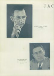 Page 12, 1948 Edition, Sulphur High School - Tornado Yearbook (Sulphur, LA) online yearbook collection