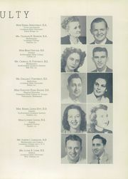 Page 13, 1948 Edition, Sulphur High School - Tornado Yearbook (Sulphur, LA) online yearbook collection