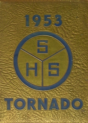 Page 1, 1953 Edition, Sulphur High School - Tornado Yearbook (Sulphur, LA) online yearbook collection