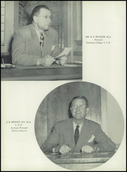 Page 14, 1953 Edition, Sulphur High School - Tornado Yearbook (Sulphur, LA) online yearbook collection