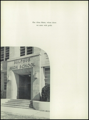 Page 8, 1953 Edition, Sulphur High School - Tornado Yearbook (Sulphur, LA) online yearbook collection