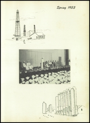 Page 11, 1954 Edition, Sulphur High School - Tornado Yearbook (Sulphur, LA) online yearbook collection