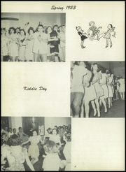 Page 12, 1954 Edition, Sulphur High School - Tornado Yearbook (Sulphur, LA) online yearbook collection