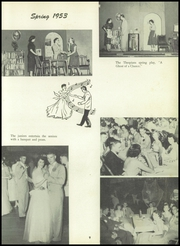 Page 13, 1954 Edition, Sulphur High School - Tornado Yearbook (Sulphur, LA) online yearbook collection