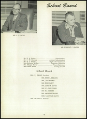 Page 16, 1954 Edition, Sulphur High School - Tornado Yearbook (Sulphur, LA) online yearbook collection