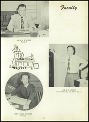 Page 17, 1954 Edition, Sulphur High School - Tornado Yearbook (Sulphur, LA) online yearbook collection