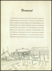 Page 6, 1954 Edition, Sulphur High School - Tornado Yearbook (Sulphur, LA) online yearbook collection
