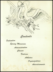 Page 7, 1954 Edition, Sulphur High School - Tornado Yearbook (Sulphur, LA) online yearbook collection