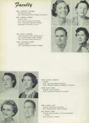 Page 16, 1954 Edition, LaGrange High School - Resume Yearbook (Lake Charles, LA) online yearbook collection