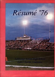 Page 6, 1976 Edition, LaGrange High School - Resume Yearbook (Lake Charles, LA) online yearbook collection