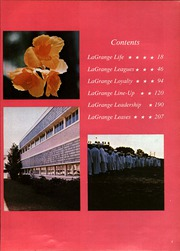 Page 7, 1976 Edition, LaGrange High School - Resume Yearbook (Lake Charles, LA) online yearbook collection