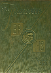 Baton Rouge High School - Fricassee Yearbook (Baton Rouge, LA) online yearbook collection, 1953 Edition, Page 1