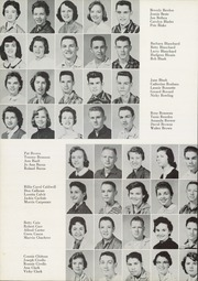 Page 82, 1957 Edition, Baton Rouge High School - Fricassee Yearbook (Baton Rouge, LA) online yearbook collection