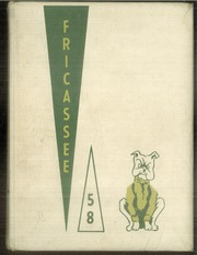 Page 1, 1958 Edition, Baton Rouge High School - Fricassee Yearbook (Baton Rouge, LA) online yearbook collection
