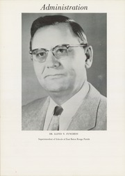 Page 10, 1958 Edition, Baton Rouge High School - Fricassee Yearbook (Baton Rouge, LA) online yearbook collection