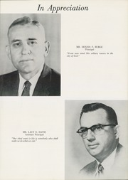 Page 11, 1958 Edition, Baton Rouge High School - Fricassee Yearbook (Baton Rouge, LA) online yearbook collection