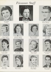 Page 12, 1958 Edition, Baton Rouge High School - Fricassee Yearbook (Baton Rouge, LA) online yearbook collection
