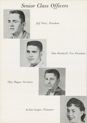 Page 16, 1958 Edition, Baton Rouge High School - Fricassee Yearbook (Baton Rouge, LA) online yearbook collection