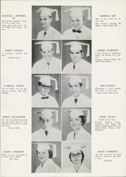 Page 17, 1958 Edition, Baton Rouge High School - Fricassee Yearbook (Baton Rouge, LA) online yearbook collection