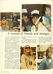 Page 6, 1981 Edition, Baton Rouge High School - Fricassee Yearbook (Baton Rouge, LA) online yearbook collection