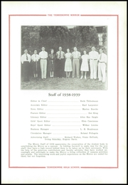 Page 13, 1939 Edition, Terrebonne High School - Trawler Yearbook (Houma, LA) online yearbook collection