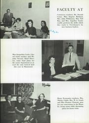 Page 16, 1957 Edition, Terrebonne High School - Trawler Yearbook (Houma, LA) online yearbook collection