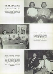 Page 17, 1957 Edition, Terrebonne High School - Trawler Yearbook (Houma, LA) online yearbook collection