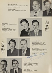 Page 14, 1955 Edition, Leesville High School - Silhouettes Yearbook (Leesville, LA) online yearbook collection
