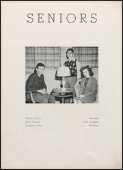 Page 12, 1946 Edition, Bossier High School - Les Memoires Yearbook (Bossier City, LA) online yearbook collection