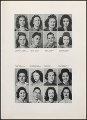 Page 13, 1946 Edition, Bossier High School - Les Memoires Yearbook (Bossier City, LA) online yearbook collection