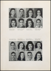 Page 15, 1946 Edition, Bossier High School - Les Memoires Yearbook (Bossier City, LA) online yearbook collection