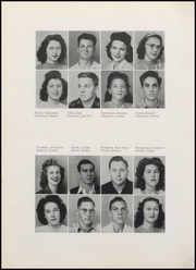 Page 16, 1946 Edition, Bossier High School - Les Memoires Yearbook (Bossier City, LA) online yearbook collection