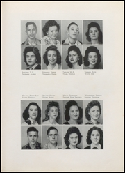 Page 17, 1946 Edition, Bossier High School - Les Memoires Yearbook (Bossier City, LA) online yearbook collection